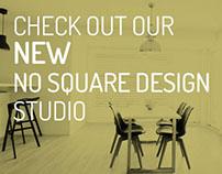 No Square Design Studio & Identity