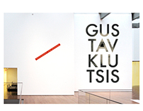 Gustav Klutsis show at MoMA