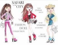 Safari in the City - A Fashion Doll Collection