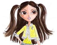 Fashion Doll Designs