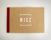 MISC SS13 Catalogue