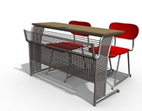 Classroom Furniture for INTEC