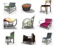 Outdoor Furniture Lines