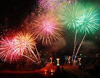 Putrajaya Fireworks