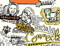 Felt Design Group Promotional Poster