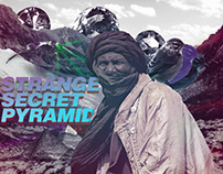 Strange Secret Pyramid