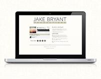 Jake Bryant Productions Website