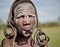 Omo valley tribes (Ethiopia)