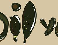 Nando's Illustrated Type