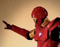IRON MAN CARDBOARD ARMOR