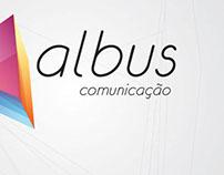 Albus Comunicação - Logo