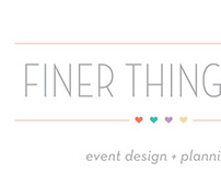 Finer Things Co. Logo & Stationery