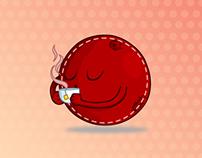 Punto Rojo+Té / Te+Red Point