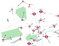 The Times Olympic Map : London 2012