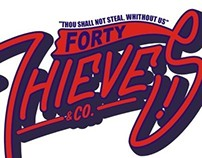 Forty Thieves and co