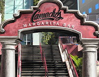 Camacho's Archway & Upper Deck Proposal
