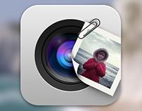 ExtraShot IOS Application Icon + Landing Page