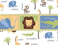 KIDS | Jungle Safari Collection