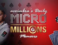 MICRO MILLIONS pokerstars Intro