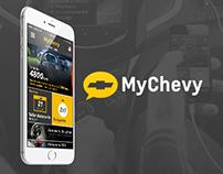 My Chevy App