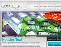 Competere Corporate & Camp Websites