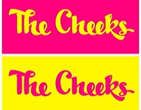 The Cheeks band logo