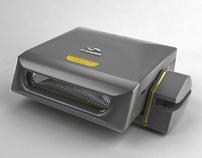 Desktop Microwave Oven