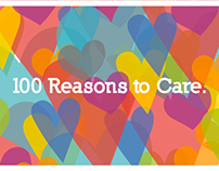 100 Reasons to Care