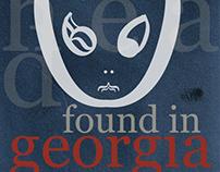 Alien head found in Georgia