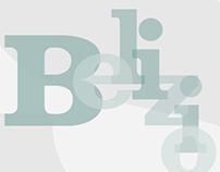 Belizio   Font commercial