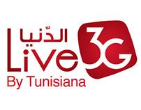 3G Tunisiana website