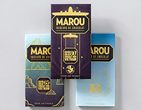 Marou Chocolate for Air France