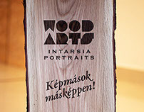 Wood Arts Intarsia Roll Up