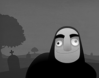 Igor from Young Frankenstein animation
