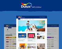 Official website for Dulux Sri Lanka