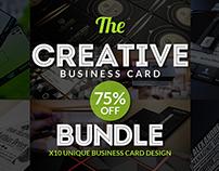 Creative Business Card Bundle
