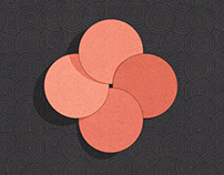 Week #45 / 52 – Japanese Crests, Faux 2D