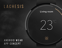 LACHESIS Smartwatch App