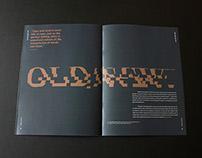 Form/Content – Typography Zine