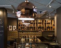 Ståhlberg Home Bakery & Cafe - Extension