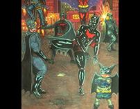 Battle of The Batmen