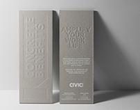 Civic Tower   Brand Identity
