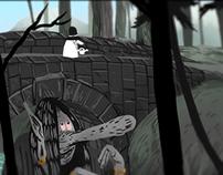 Lejonsläktet - Skogsvandringar Music Video
