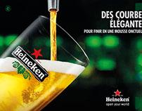 Heineken pression Tutorials on Facebook