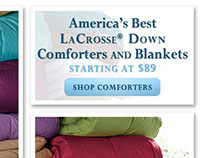 Hanover Direct Landing Page