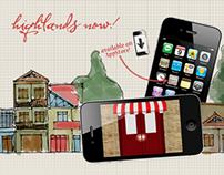 Highlands mobile devices application