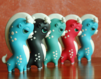 Wippo Resin Toys