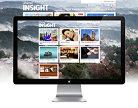 INSIGHT (website and magazine)