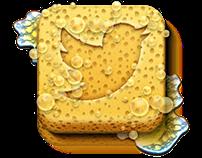 Tweet Cleaner App Icon