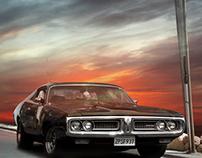 Dodge Tour, California